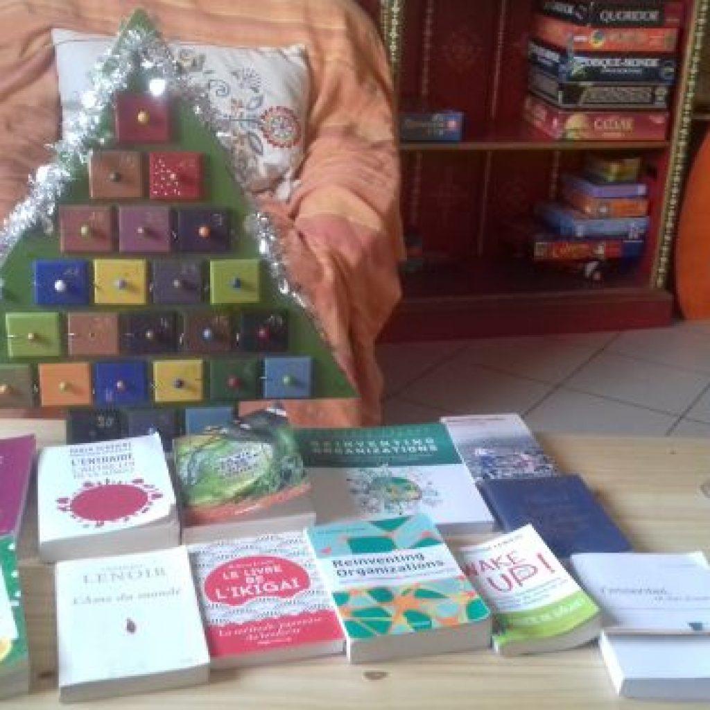 livres pour noël